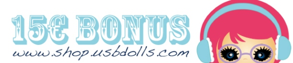 bonus usbdolls